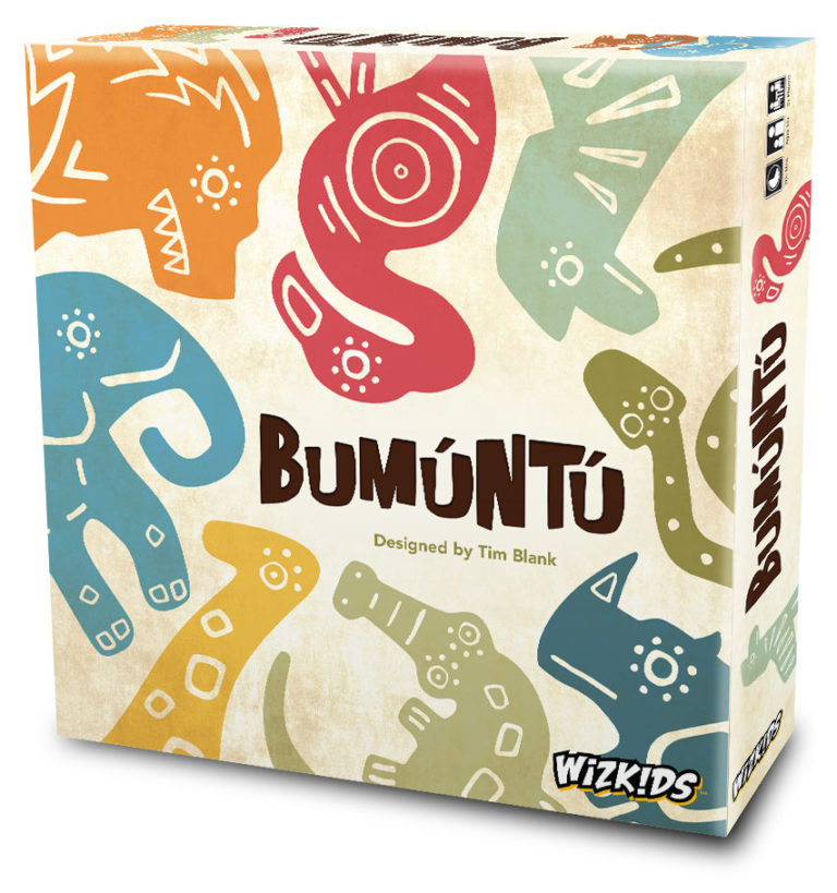 The box art for Bumuntu