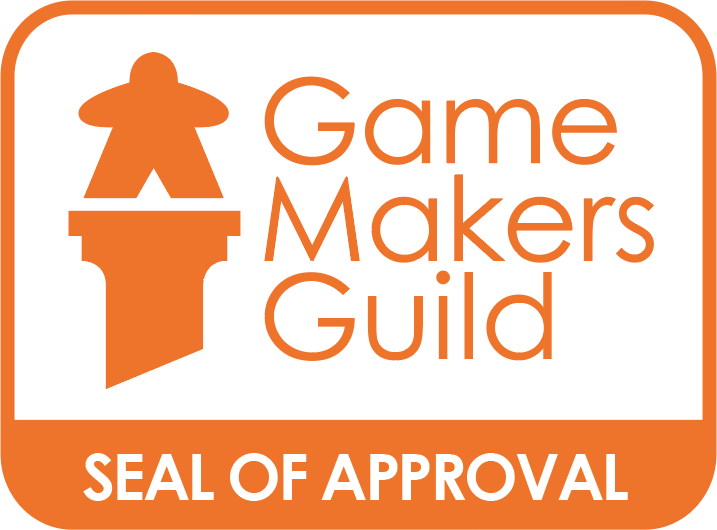 The Game Makers Guild Seal of Approval